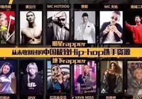 《中國有嘻哈》?中國有個X嘻哈!