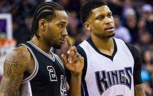 籃球:NBA:加索爾:波波維奇:萊昂納德