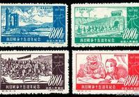 中國抗日戰爭郵票大盤點