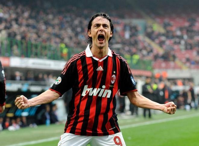 菲利波·因扎吉,意大利足球運動員,曾效力於意大利足球甲級聯賽的亞特蘭大尤文圖斯,AC米蘭足球俱樂部