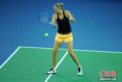 莎拉波娃宣佈復出 將持外卡參加馬洛卡公開賽
