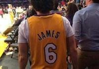 詹姆斯把天賦帶來洛杉磯,湖人球迷你開心嗎?