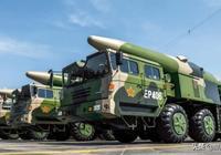 美國眼中的東風26彈道導彈