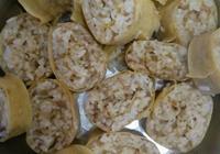 幹豆腐米卷