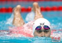 """孫楊200米自由泳奪冠:崇拜""""菲魚"""",希望突破極限"""