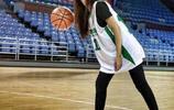 籃球女神林雪慧,顏值爆表球技精湛