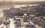 民國時期的廣州老照片:高樓林立,航運繁忙,城市繁榮規模大
