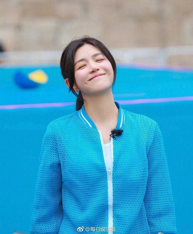 陳妍希佟麗婭有酒窩女明星盤點 笑起來甜美動人