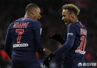 你覺得19-20賽季中,內馬爾還會不會為大巴黎效力呢?你怎麼看?