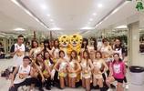 廣東華南虎拉拉隊強勢助威總決賽