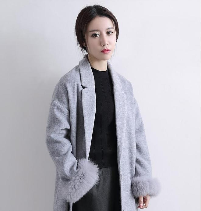 秋冬毛呢外套上新了!輕奢時髦更高貴,特別顯氣質!