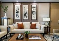 大姨媽的新中式風格家居裝修和小姑子的美式風格家居裝修都很漂亮