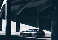 實拍|暗夜精靈奧迪RS5 Coupe