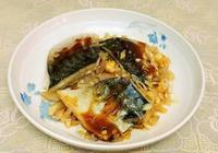 蠔油煎鯖魚