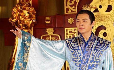 """太上皇李淵晚年看到兒子李世民締造的""""貞觀之治"""",笑的很欣慰"""