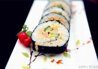 女朋友愛吃壽司,如何自制壽司?