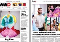 突襲降臨紐約時裝週的Tomo Koizumi,原來Lady Gaga也曾穿過