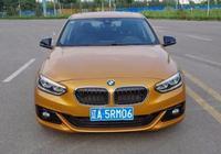 全新BMW 寶馬1系2017款125i試駕報告