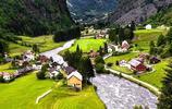 世界美景、挪威風光