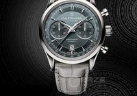 型格十足 復古典雅 品鑑寶齊萊馬利龍飛返計時碼錶