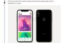 果粉激動!iPhone8準時開賣:只賣999美金,9月22號