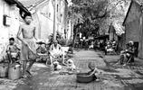 老照片:80年代的西安記憶,難忘的市井生活