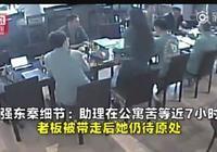 劉強東案助理苦等7小時 劉強東助理名下有427家公司