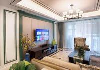 113平的簡美新家,花了18萬,裝的這麼漂亮大氣真是服了