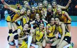 恭賀,中國姑娘,朱婷率隊殺進2017賽季歐洲女排冠軍聯賽決賽