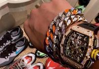 NIGO之後Drake再晒手鍊!當前潮流圈最受歡迎Louis Vuitton飾品!?