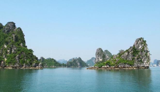 圖集 1994年整個海灣被聯合國教科文組織列為世界遺產保護區