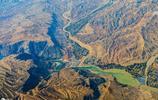 實拍黃河流經各地形的美景,看了會更愛母親河