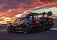 全球限量75臺邁凱倫塞納GTR,邁凱倫終極車型