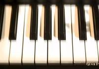 「好文分享」彈奏鋼琴黑鍵的方法和白鍵一樣嗎?要注意什麼?