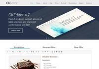 前端開發:一款開源且功能強大的富文本編輯器(CKEditor)