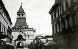 老照片:十月革命前的莫斯科風景
