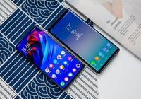 淺談手機產品設計之創新的vivo NEX雙屏版和穩妥的三星Note9