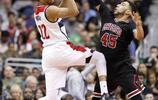 籃球——NBA常規賽:奇才勝公牛
