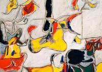 歷史上繪畫藝術上的抽象主義是怎麼形成的?