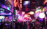曼谷的夜景真美