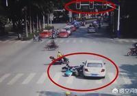如果因為騎電動車闖紅燈,被小轎車撞死了,會得到賠償嗎?有什麼依據?