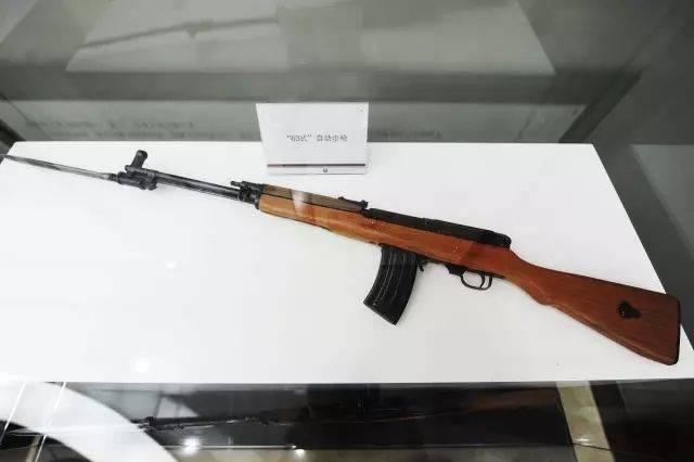 生不逢時的63式自動步槍