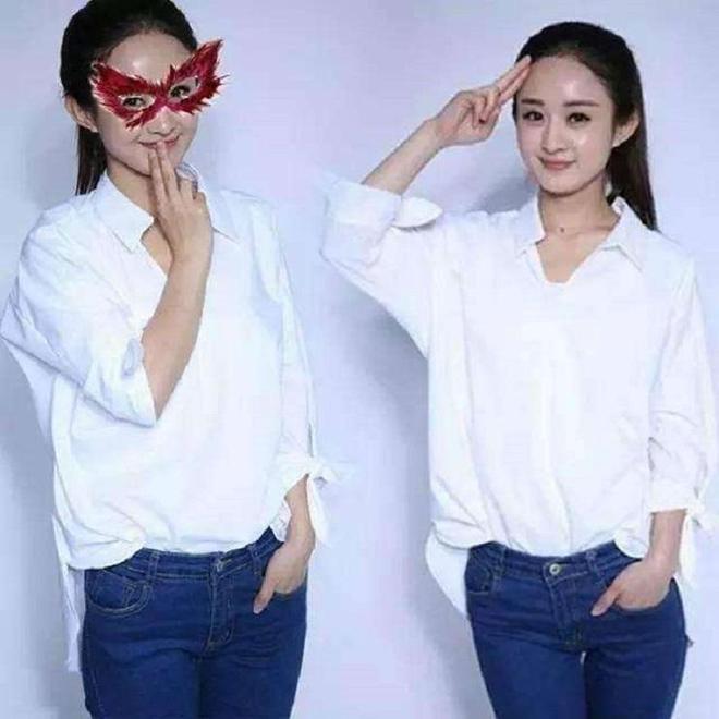 娛樂圈10大最清純女星,張馨予趙麗穎上榜,網友:白百何真純!
