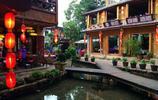 攝影圖集:美麗束河古鎮