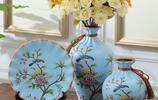 搬新家,一定要來一套這樣的陶瓷花瓶擺件,給小窩增添幾分格調