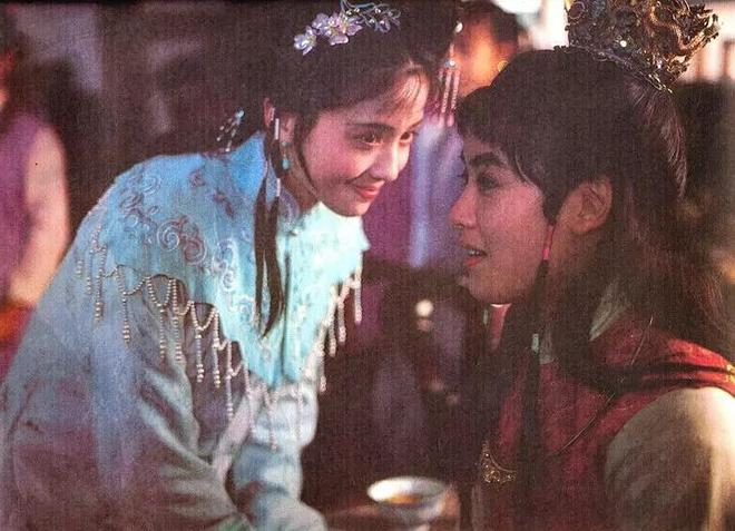 很多人心中黛玉經典形象不是陳曉旭,而是這位溫婉美麗的江南女子