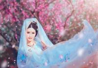古風攝影:漢服坦領 菩提雪樂神