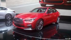 英菲尼迪Q50新車資訊:英菲尼迪Q50小排量中型車推薦