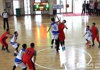 河南省第25屆大學生籃球聯賽開賽