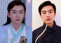 《獨孤皇后》洗去妝容:陳曉忽胖忽瘦,陳喬恩果然是40歲的臉!
